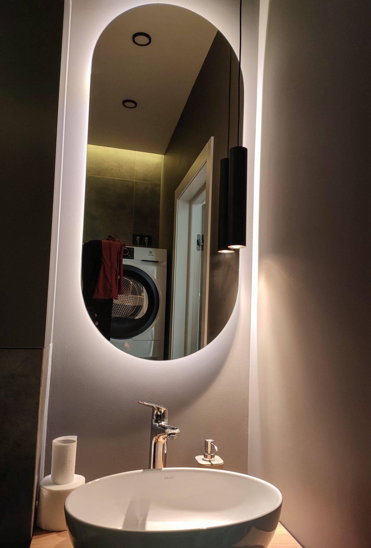 Led-дзеркала для ванної кіманти.
